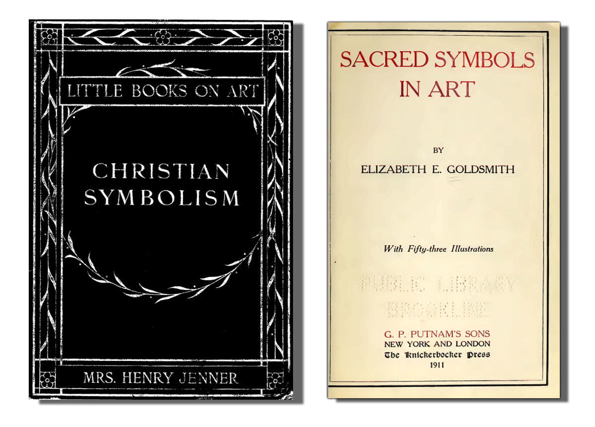 The Book Shelf Symbology Ancient Symbolism 100 Books On Dvdrom