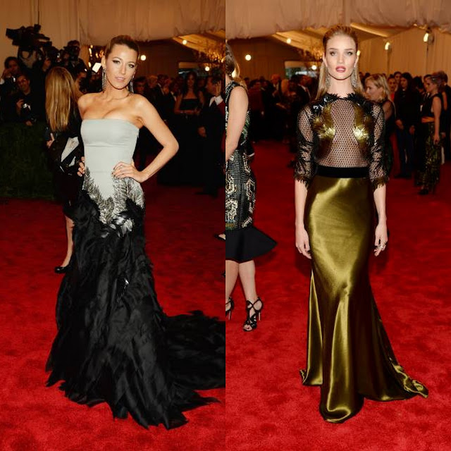Met Gala 2013 fashion