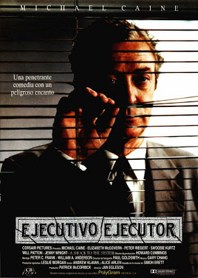 Ejecutivo ejecutor Michael Caine