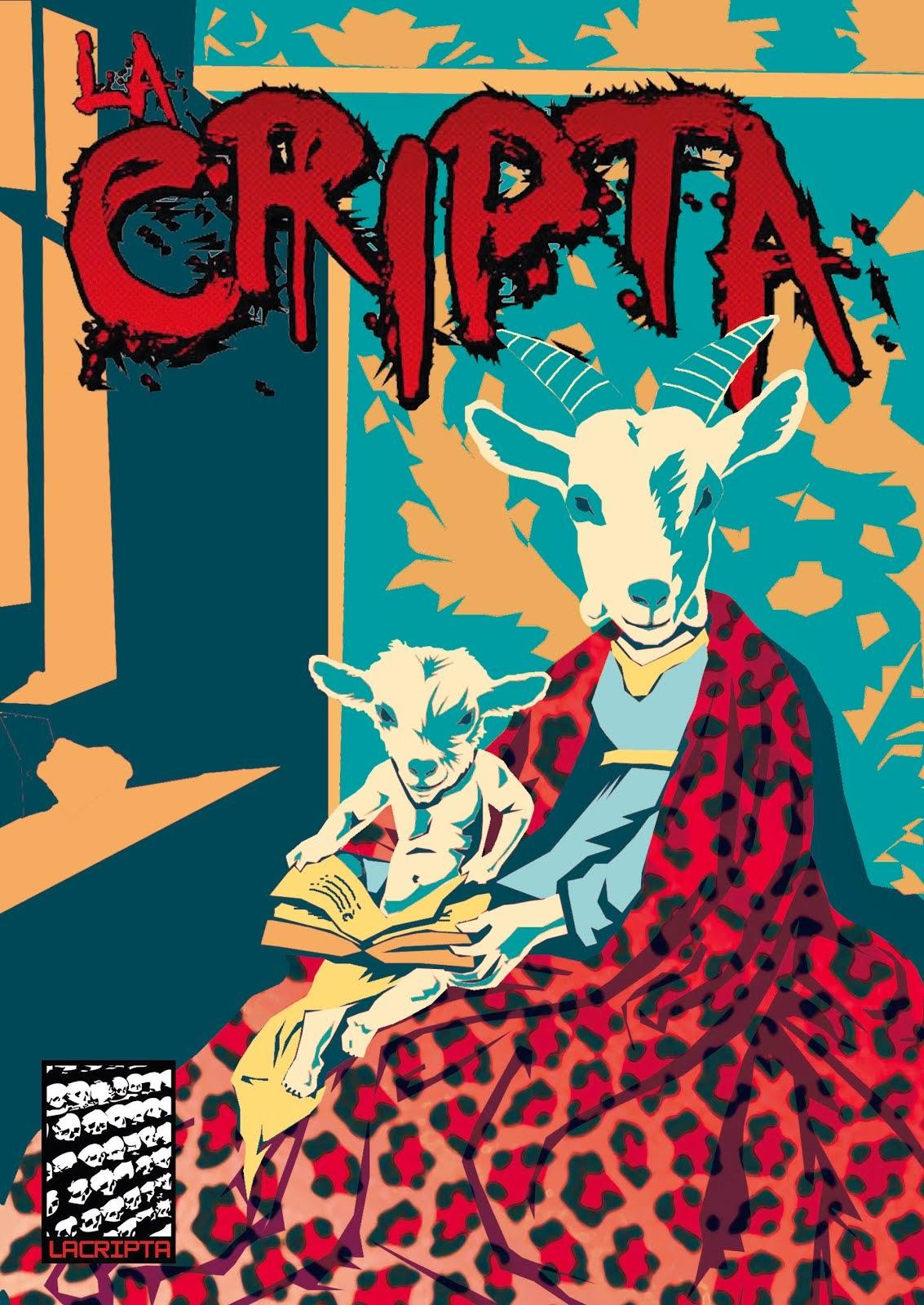 Portada de La Cripta #3