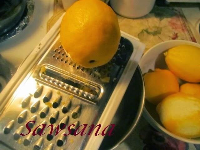 عصير لذيذ بالحامض و البرتقال