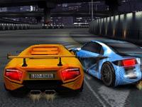 Split Second Race