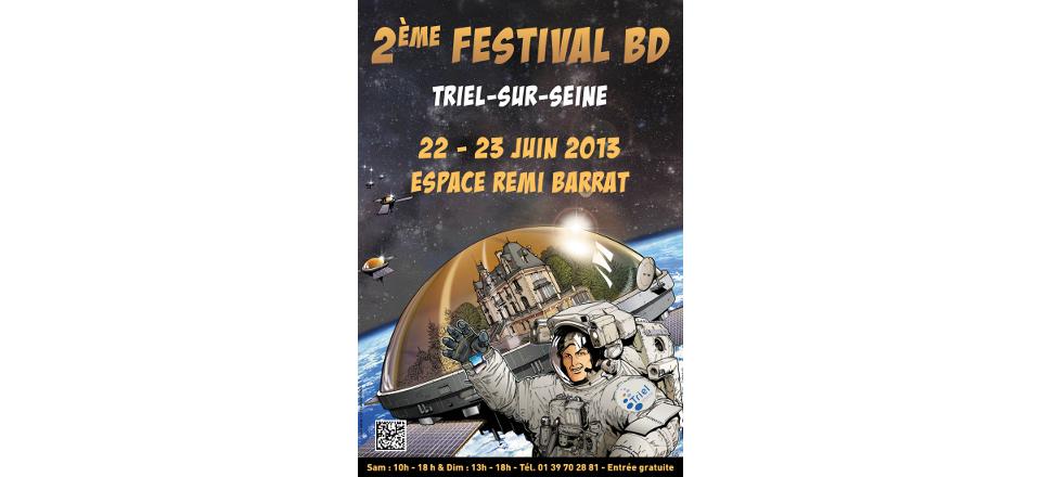 Festival BD de Triel sur Seine