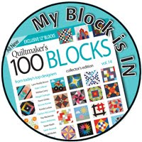 Quiltmaker's 100 Blocks, Vol. 14