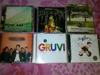 CD, DVD SALE