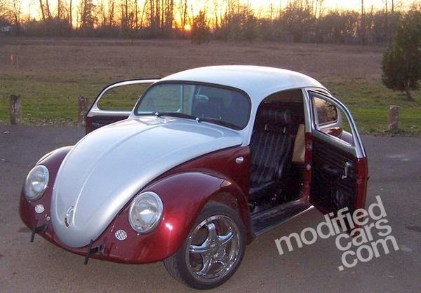 Modified VW Beetle 1964 Pictures