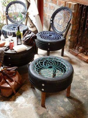 Reuse pneus