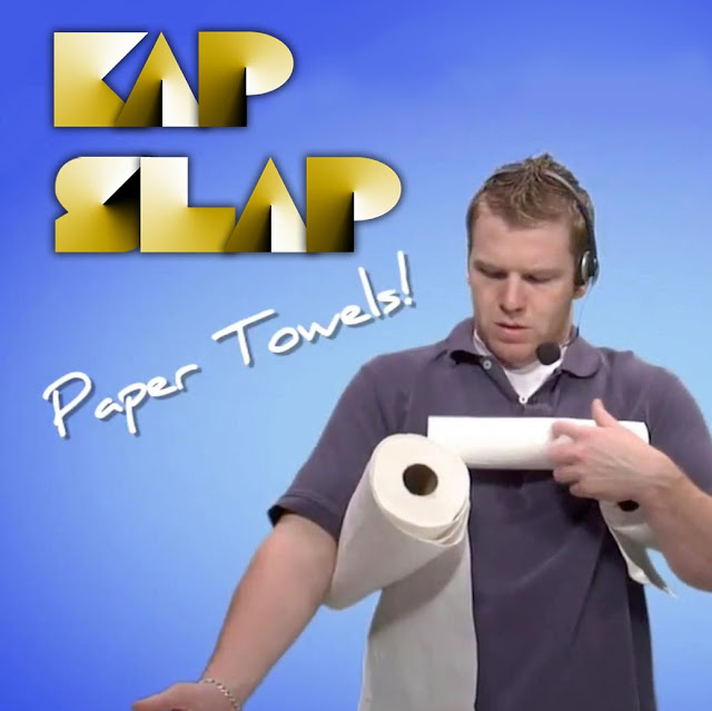 paper+towels Kap Slap   &quot;Paper Towels!&quot; (MP3 Download)
