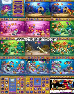 Download Games Insaniquarium Deluxe + Crack