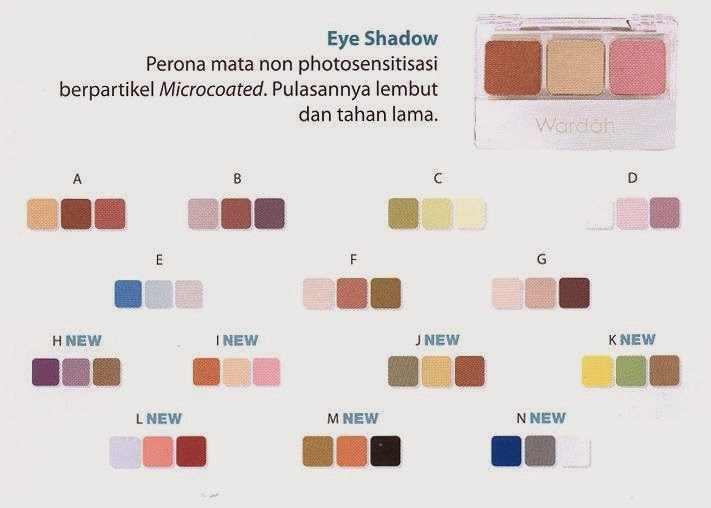 Eye Shadow Color