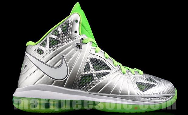 lebron 8 ps away. dresses Nike LeBron 8 PS Away