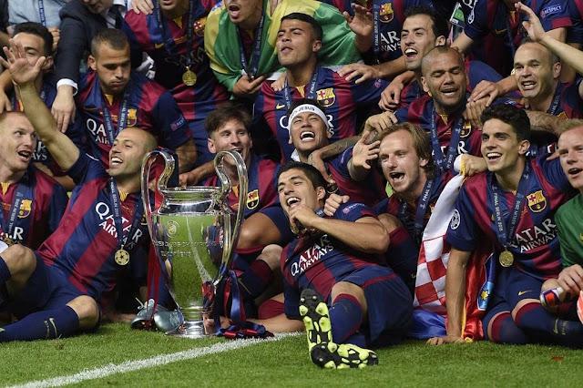 Barcelona equipe mais valiosa do mundo
