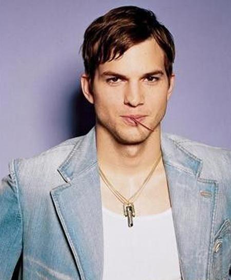 Ashton Kutcher Hairstyle 12