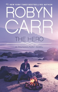 The Hero Robyn Carr book cover