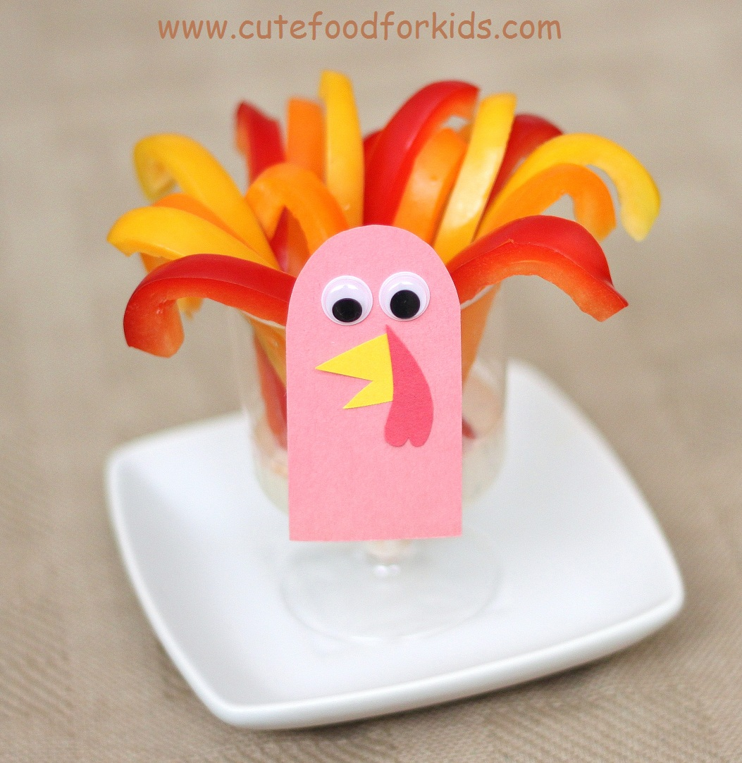 Cute food for kids 30 edible turkey craft ideas for for Fun and cute crafts