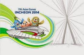 Jadual Penuh Bolasepak Sukan Asia Incheon 2014