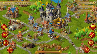 screenshot 1 Townsmen Premium v1.3.0