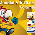 Youth soccer showcase on display in Colombia