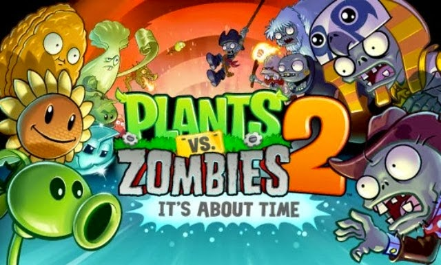 Plants vs. Zombies 2 2.2.2 MOD APK