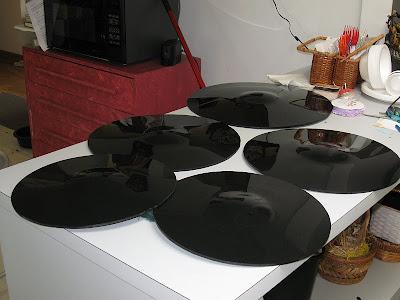 Изготовление тренировочных тарелок в домашних условиях