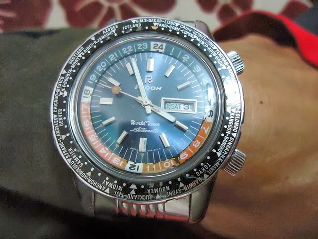 watches timer gmt ricoh world