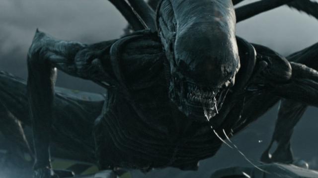 Hình ảnh Khế ước Quái vật ngoài hành tinh