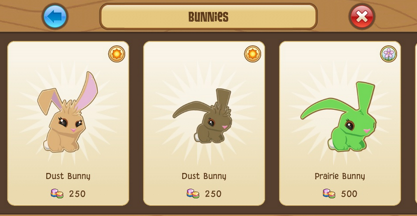 Animal Jam Bunny Drawing And Finally The Bunnies That