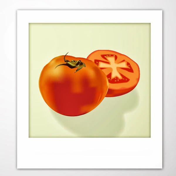 Delicious Mesh Tomatoes
