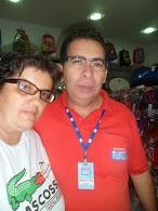 SAPATARIA MUNIZ (PARCEIRO) NO CALÇADÃO DE BELO JARDIM/PE