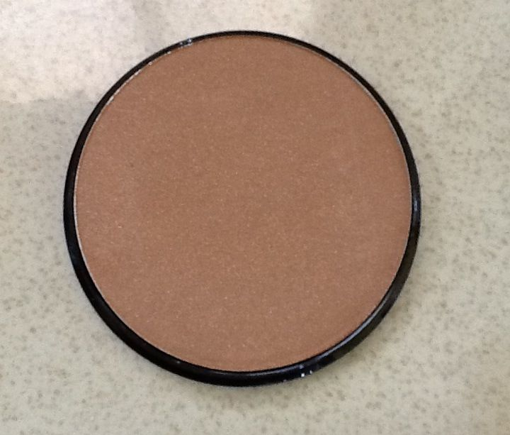 The Curly Girl Journal Max Factor Bronzing Powder Review