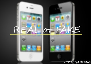 Cara Mudah Membedakan iPhone Asli dan Palsu