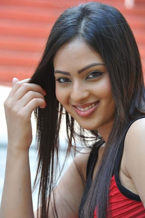 nikesha patel new cute stills