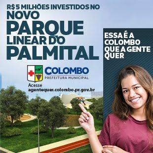 ESSA É A COLOMBO QUE A GENTE QUER