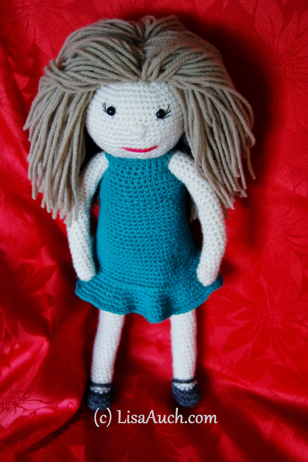 free crochet patterns for dolls - crochet doll patterns