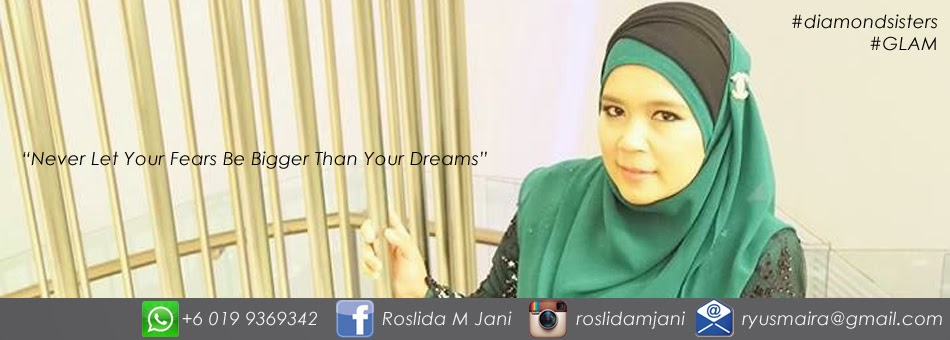 ROSLIDA M JANI :: PREMIUM BEAUTIFUL CORSET and BIO VELOCITY SLEEP MATE
