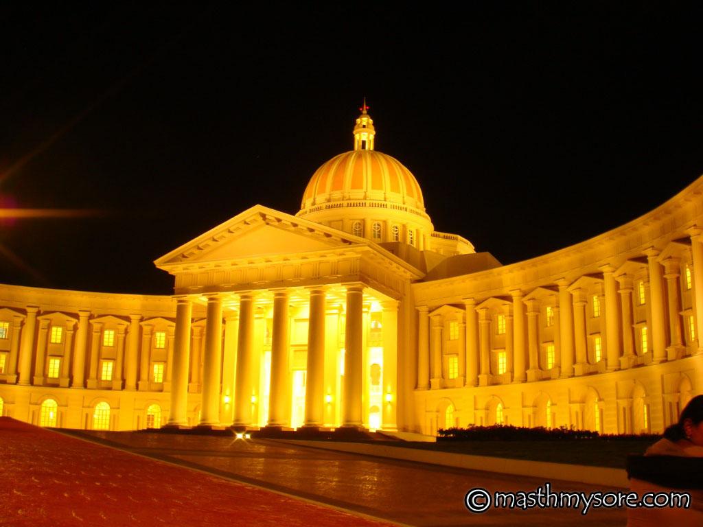 My Life Infosys Mysore