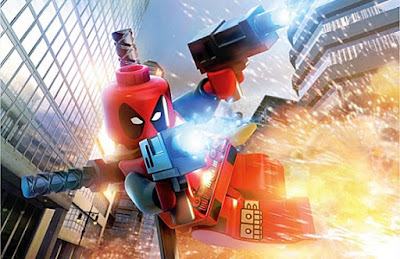 El gran éxito bloques LEGO