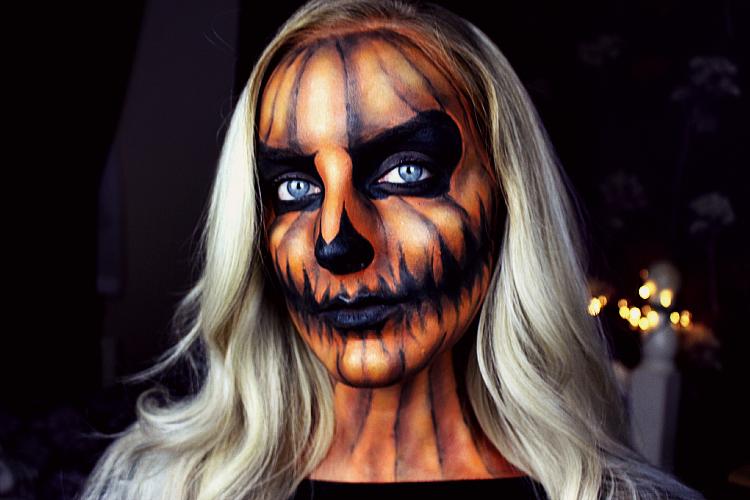 Makeup Ideas » Pumpkin King Makeup - Beautiful Makeup Ideas and ...