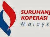 Jawatan Kosong Terkini 2015 di Suruhanjaya Koperasi Malaysia (Suruhanjaya)