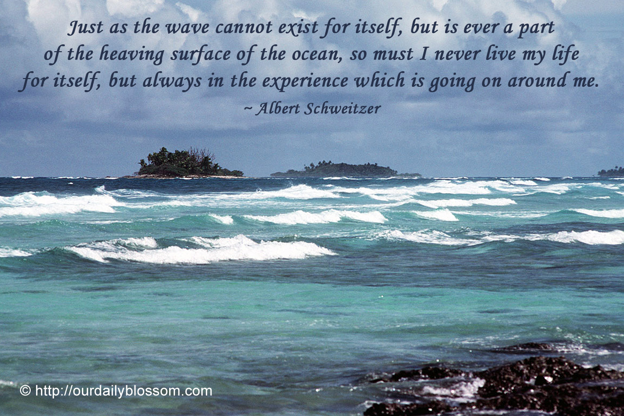 Ocean Quotes About Life. QuotesGram