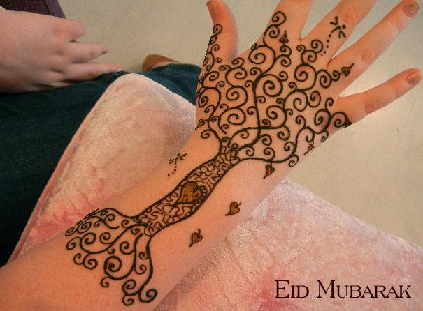 Mehndi Henna By T : New beautiful henna mehndi designs for eid fashion world