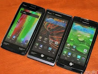 Motorola RAZR V MT887 spesifikasi dan harga
