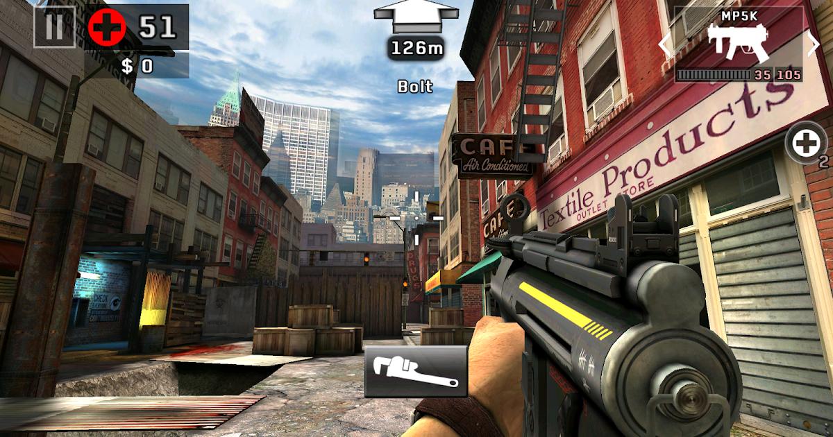 DEAD TRIGGER 2 最好玩的第一人稱殭屍射擊遊戲免費下載