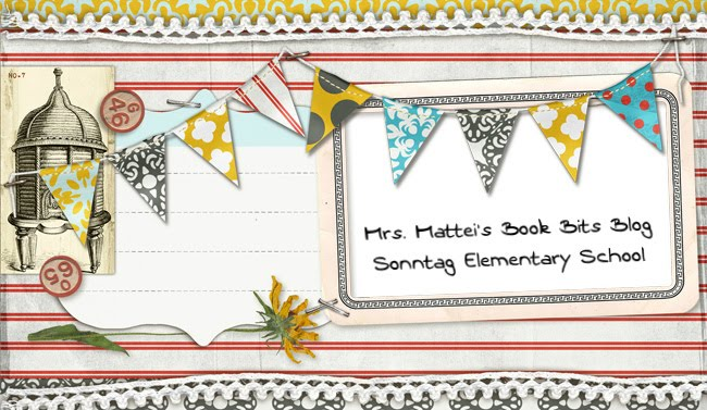 Mrs. Mattei's Book Bits Blog