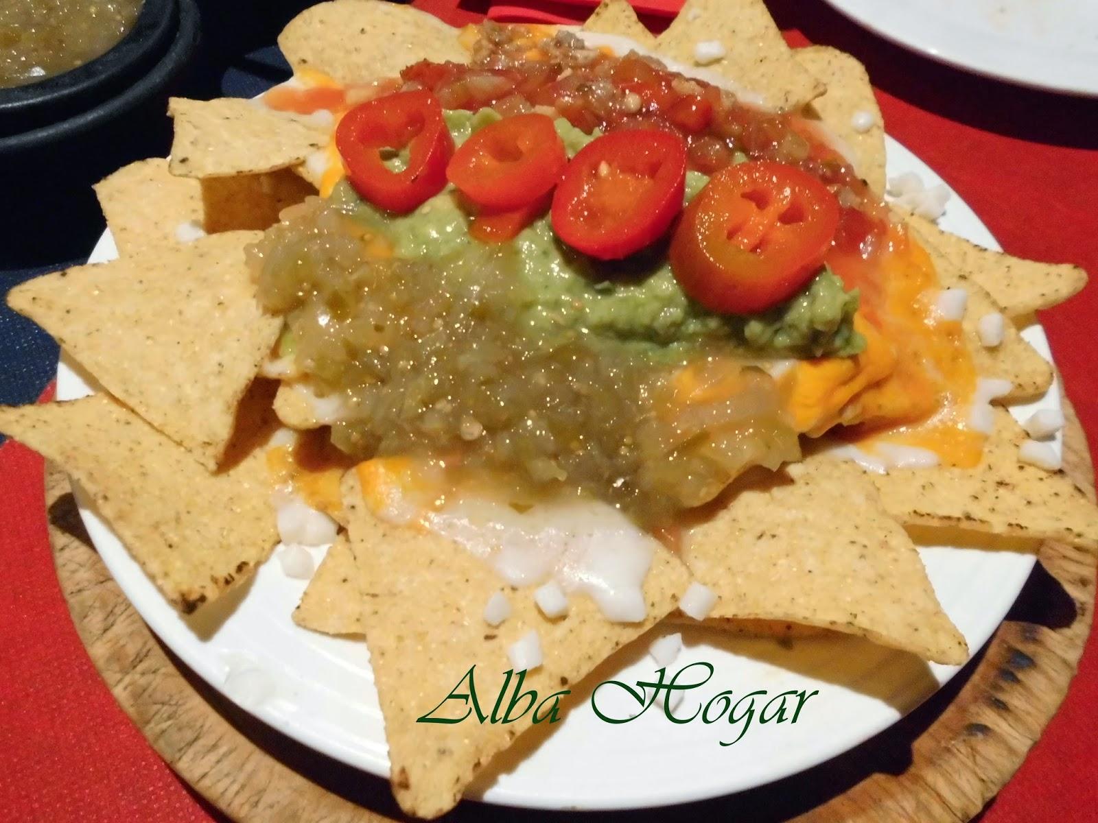 nachos alba hogar