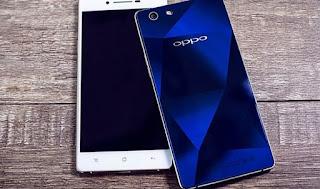 Harga Oppo Mirror 5, Desain Premium Berbalut Jaringan 4G LTE