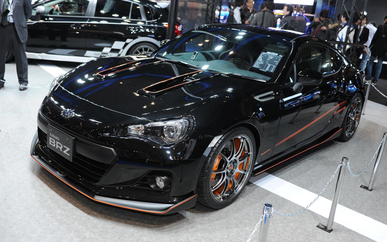 Latest Cars Models: Subaru brz sti