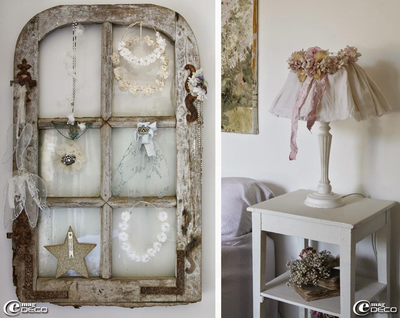 Une ancienne grange tr s shabby e magdeco magazine de d coration - Magazine de decoration ...
