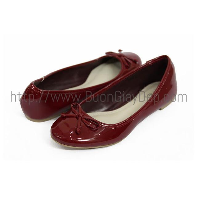 Bán buôn giày dép nữ - Giày bệt Andre