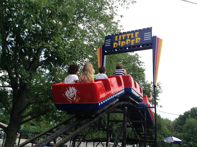 Kiddie Park and the Little Dipper #CLESummer